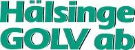 Hälsinge Golv logotyp